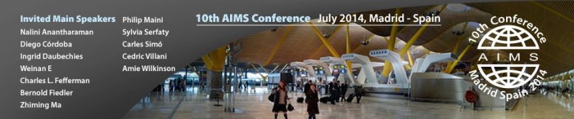Web banner for conference