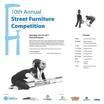 Street Furniture Poster (2011)