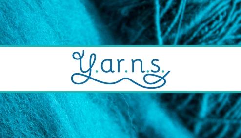 Y.AR.N.S. business card