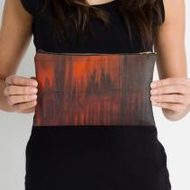 Art print pouch